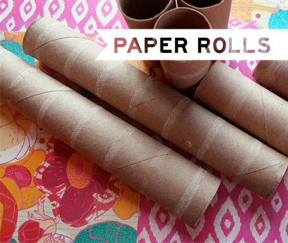 paper-rolls